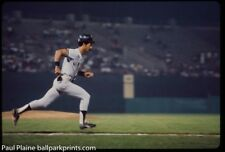 Original 35MM Color Slide  New York Yankees Roy White