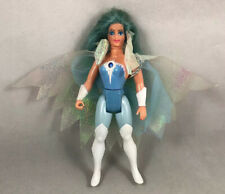 Frosta She-Ra Princess of Power Doll Cape Blue Action Figure Vintage 1984 Mattel