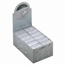 Smoking Rolling Paper Rolls Silver Master Box Of 24 Booklets