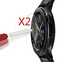 2x  Fossil Q Marshal Smart Watch Guard Tempered Glass Film Screen Protector