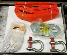 MMK 19-00001 MILE MARKER WINCH ACCESSORY KIT 24,000lb Strap | BRAND NEW IN BOX