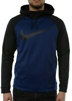 NIKE Men's $55 Therma Swoosh Training Hoodie Pullover Jacket NEW 931991-478