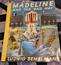Madeline and the Bad Hat (Picture Puffin books) by Bemelmans, Ludwig Paperback