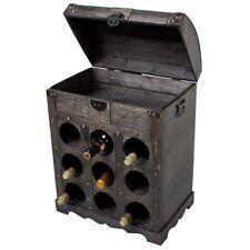 Weinregal Im Kolonialstil 9 Flaschen Regal Wein B41xh53 5xt27 Cm