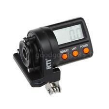 Compteur de ligne de pêche numérique 999.9M Profondeur Rod 2 voies