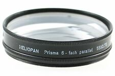Heliopan Einschraubanschluss Zirkular-Kamera-Filter