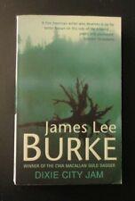 Dixie City Jam ~ James Lee Burke Pb 2002 Dave Robicheaux Series