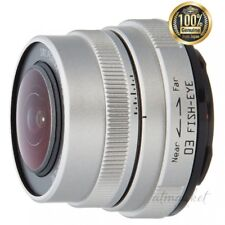 NEW PENTAX Fisheye single focus lens 03 FISH - EYE Q mount 22087 From JAPAN