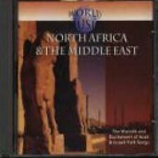 North Africa & The Middle East Reviyat A Maerkidim Ensemble, Onomatempo, .. [CD]