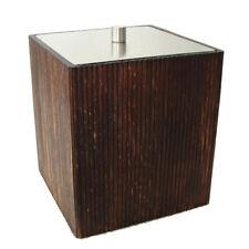 Envase Algodón Espendedor de Discos Bote Wattebehälter Auténtica - Set Baño