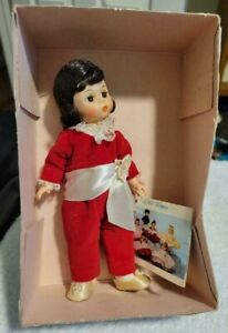 "Madame Alexander 8"" #440 Red Boy With Box"