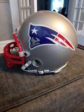 New England Patriots Mini Helmet Football NFL Riddell 1995