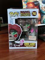 Funko POP #793 Zombie Gambit GITD *Boxlunch Exclusive* In Hand