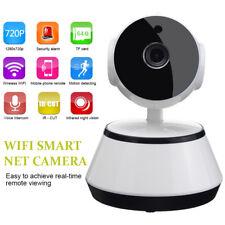 720P WIFI Sans Fil IP Caméra Pan Tilt Sécurité Vidéo Surveillance Vision Nuit