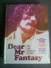 Jim Capaldi Dear Mr Fantasy 4 CD BOXSET TRAFFIC SEALED OOP