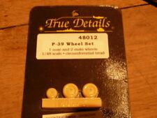 true details 48012 1/48 p 39  wheel set