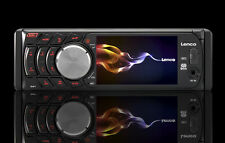 Lenco CS-440BT RDS-Autoradio mit 8,9 cm LCD TFT-Monitor USB SD MP3 Bluetooth