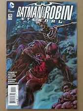 BATMAN & ROBIN ETERNAL #10 SCOTT SNYDER RED HOOD DICK GRAYSON DC NM 1ST PRINTING