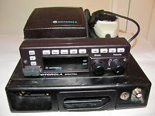 Motorola Astro Spectra W4 Vhf 146 178mhz P25 110w T04klf9pw4an