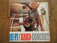 The Pride Of The '48 Band – Hi-Fi Band Concert - Somerset P-6500 Vinyl LP VG+/VG