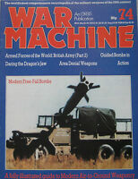 War Machine magazine Issue 74 Modern Air-to-Ground weaponry