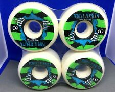 Powell-Peralta Clear Cruisers Green 69mm Wheels