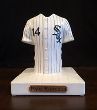 Paul Paulie Konerko Ceramic Jersey Chicago White Sox First Base Statue Figurine