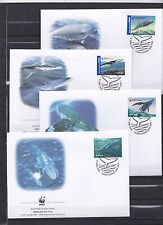 Australia 2006 - FDC - Vissen/Fish/Fische (Walvissen / Whales) -> WWF