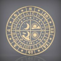 (928) STL Model Clock for CNC Router 3D Printer  Artcam Aspire Bas Relief