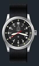 GWS H3 G10 Regimental Quartz Watch - Royal Marine with trigalight