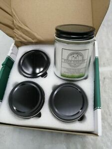 Kerze, Citronella Kerze Outdoor 4 Stück, 420g 30 Stunden Brenndauer, Duftkerzen