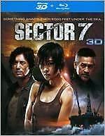 Sector 7 (Ha Ji-won) Region A BLURAY - Sealed