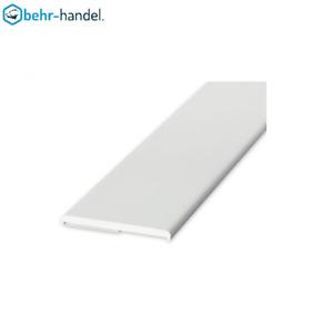 20mm=1,22€/m,30mm=1,48€/m,40mm=1,95€/m,60mm=2,06€/m Kunststoff Flach Leiste PVC