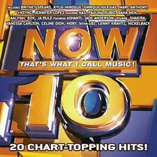 Now That's What I Call Music! 10 by Various Artists (CD, Jul-2002, Sony Music...