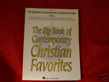Big Book of Contemporary Christian Favorites