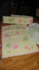 POTTERY BARN KIDS PBK EMILY CRIB BEDDING BED SET