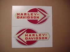 New 1959-1960 Harley Hummer Super-10 Gas Tank Decal Set 61769-59