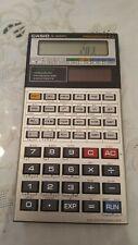 Vintage Casio fx-3600PV Scientific Calculator