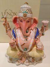 Lenox Ganesha Lord Ganesh Hindu Elephant Sculpture NIB
