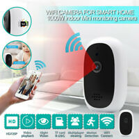 Wireless IP Security WIFI Camera Home Smart Video Monitor Night Vision HD 720P