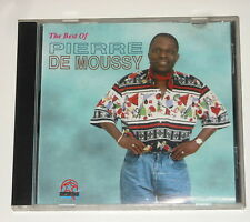 Pierre De Moussy - CD - The Best Of - Ndolo L'Amour - TJR Music CDAT 140
