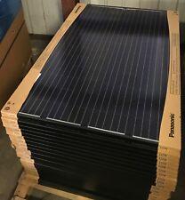Panasonic (2pcs) HIT VBHN320KA03 320W Mono All Black Solar PNL- NEW 40 MM FRAME