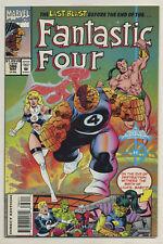 Fantastic Four #386 1994 Starblast Sub-Mariner Ant-Man Tom DeFalco Paul Ryan v