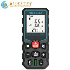 Digital Laser Distance meter Range Finder Digital laser tape Measure Mileseey X5