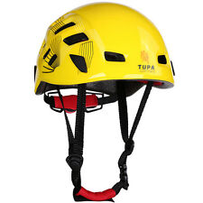 Rock Tree Wall Climbing Safety Helmet Downhill Caving Rescue Outdoor Sports Gear