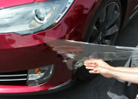 17 €/m² -Lackschutzfolie Ladekantenschutz Auto Folie Steinschlag Schutz - 30X152