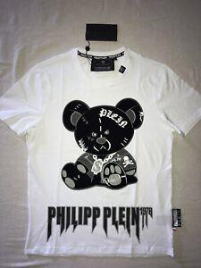 "T-shirt ""Philipp Plein"" uomo , tagila M slim S !!!"