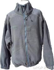 NEW French Military Army Fleece Khaki Jacket Sizes XL / 112 to XXL / 128L