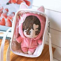 Anime Yu-Gi-Oh Card Storage Case Box Holder Card Bag PU Cosplay Prop Daily Bag