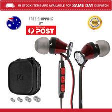 Sennheiser Momentum 2.0 M2IEG In-Ear Headphones Android - Red - AUS